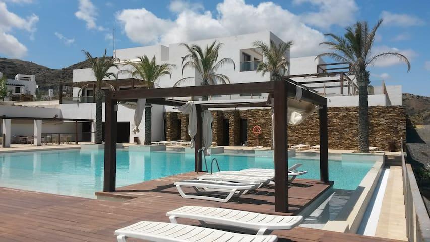 Mojacar.Almeria.Playa Macenas - Luxury Apartment -