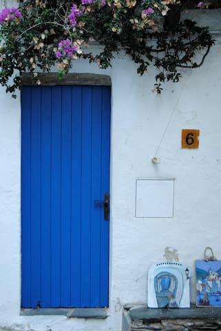 Gran Habitación de Casa de Campo - Sant Josep de sa Talaia - Dormitorio para invitados