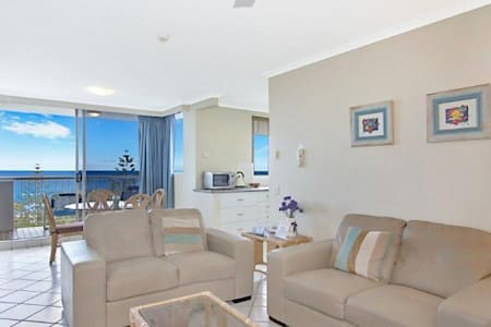1 Bedroom Sandpiper Apartments Broadbeach - Broadbeach