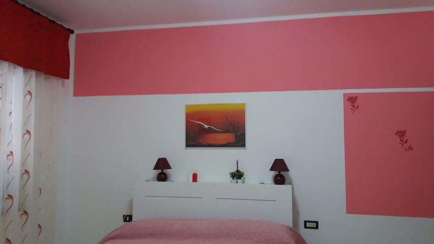 Camera privata le rose