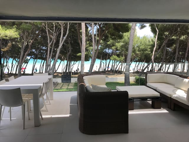 PP 17: Vivienda con acceso directo a la playa