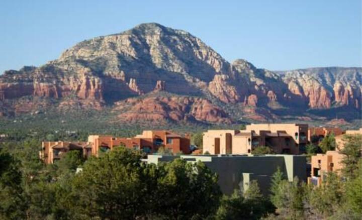 Resort staying in or around Sedona, Arizona