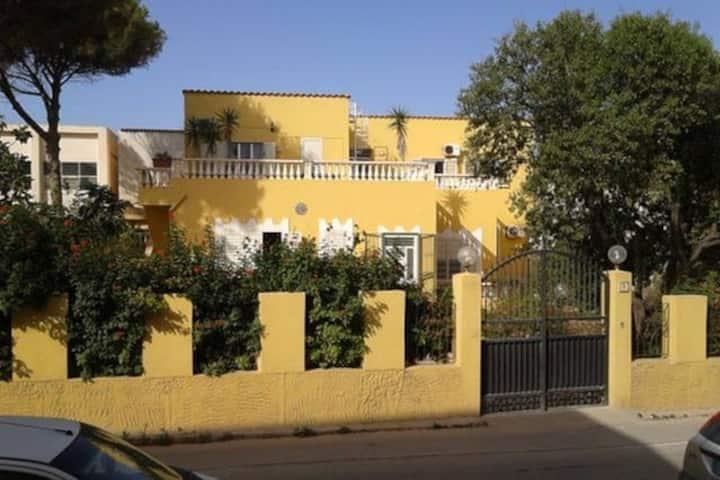 """Villa Anastasia : bilocale """"Blue Plumbago"""""""