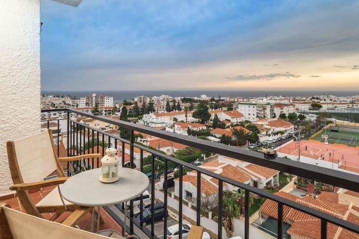 Apartamento Nerja 4 plazas y 2 hab VFT/MA/03725