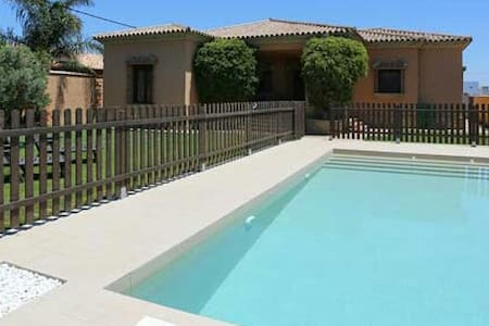 Beautiful Villa with Private Pool - Casa Borpa