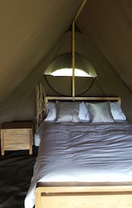 Safari tent in Western Lake District - Cumbria