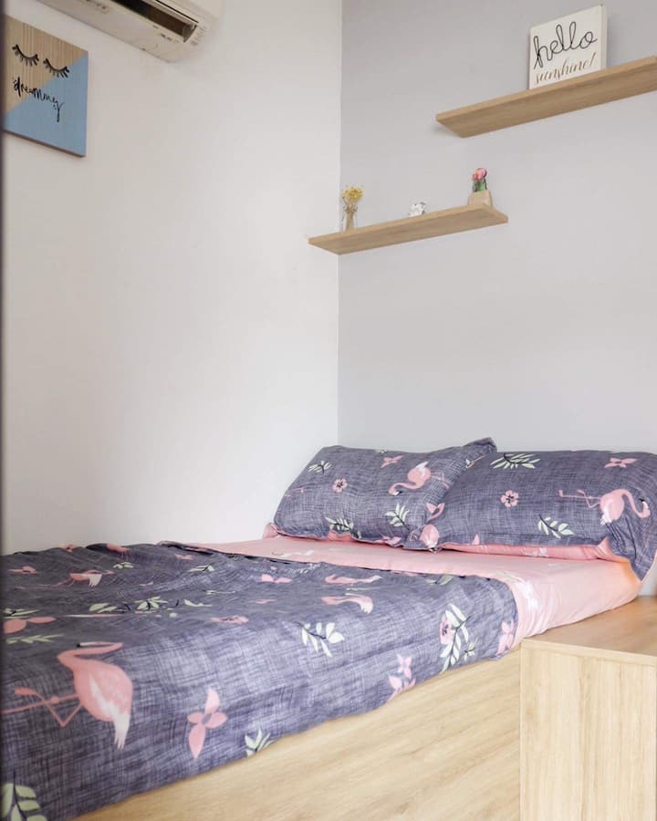 Te House - Small Cozy Room