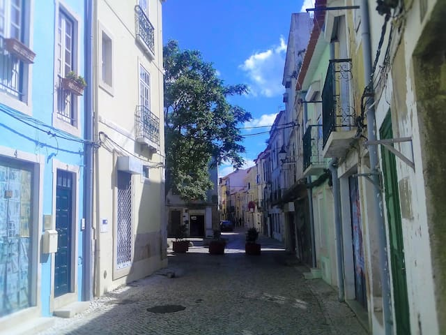 Casa da Sé - in the city center - Setúbal - House