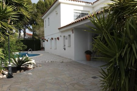 Villa con piscina privada - L'Ametlla de Mar - 别墅