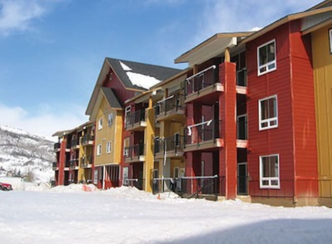 One-Bedroom Condo at Steamboat Springs - Sleeps 4