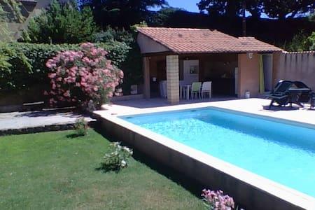villa proche d'uzes - Saint-André-d'Olérargues