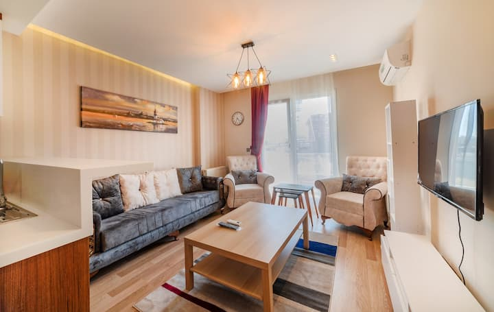Turkey Istanbul Marmara Park Apartment For Rent