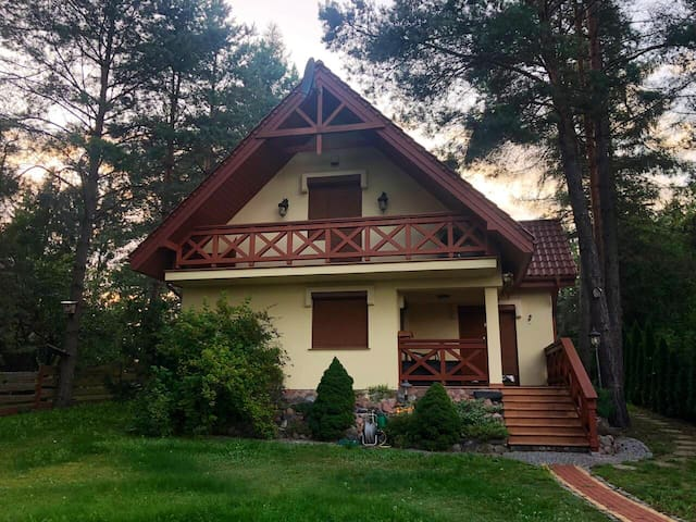 Victoria Country House - Knyszyn Forest Landscape
