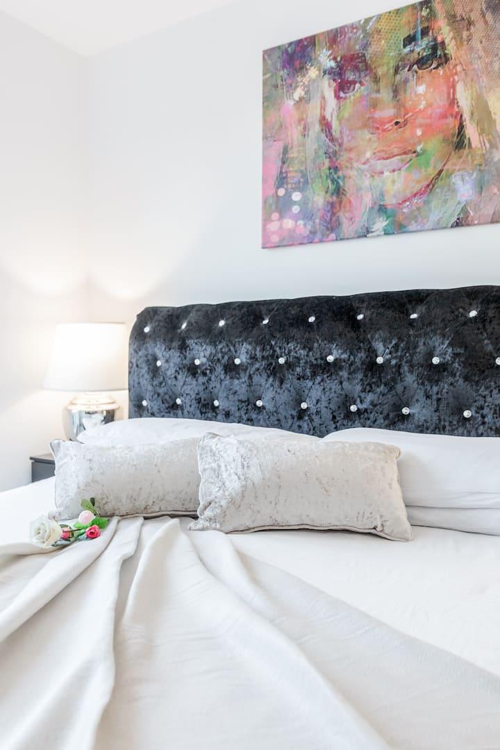 Freshly Clean Stunning Apartment near The Shard F3