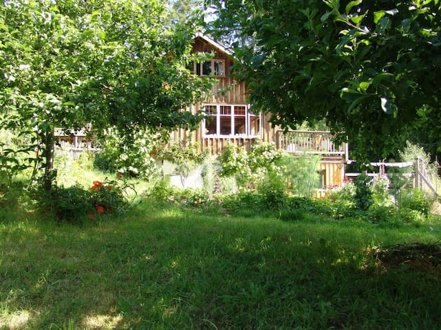 Chunche Topanga- The Place On The Hill - Galiano Island - House