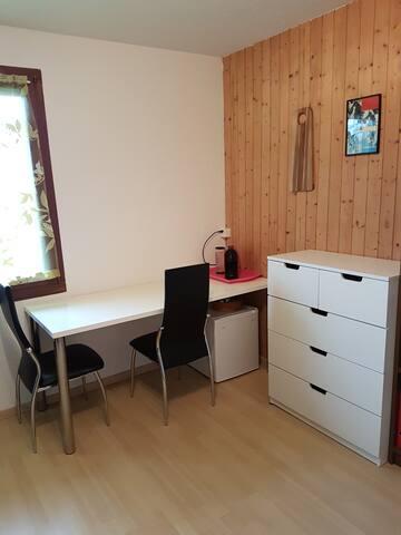Gemütliches Appartement beim Flachsee