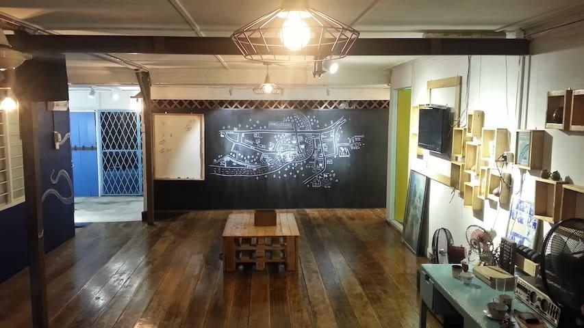 Tao Hai Lang Guest House - Kuala Selangor - Talo