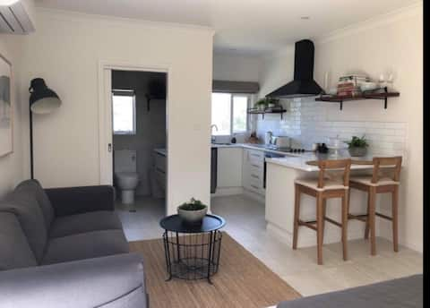 Newly renovated self contained private unit.