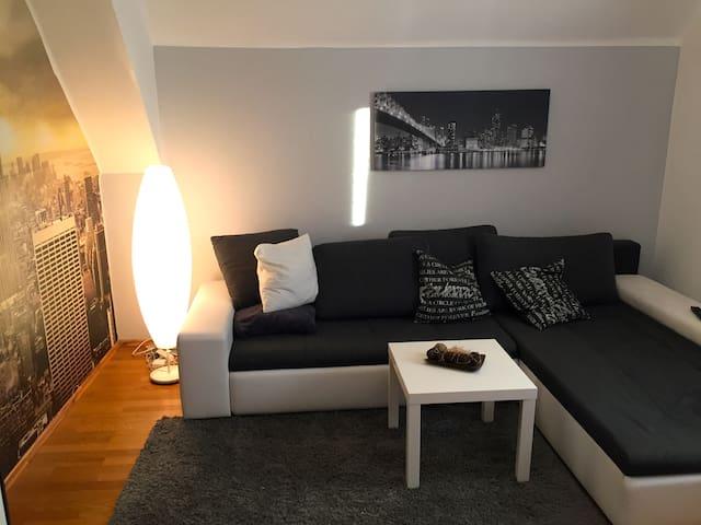 Stadtwohnung im bezaubernden Villach - Villach - Apartment