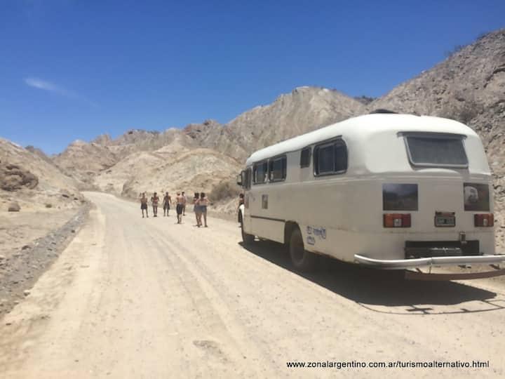 Motorhome, auto caravana de BsAs a toda Argentina