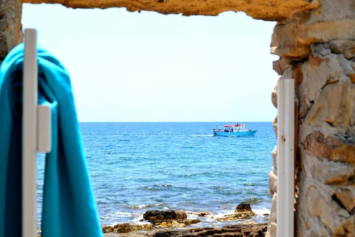 Sapore di Mare villetta con accesso diretto al mar