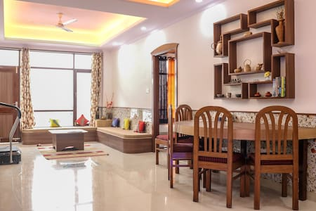 Sai service apartment with parking