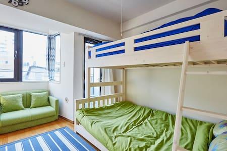 Cozy apartment 8 min walk from Ueno!! - Taitō-ku