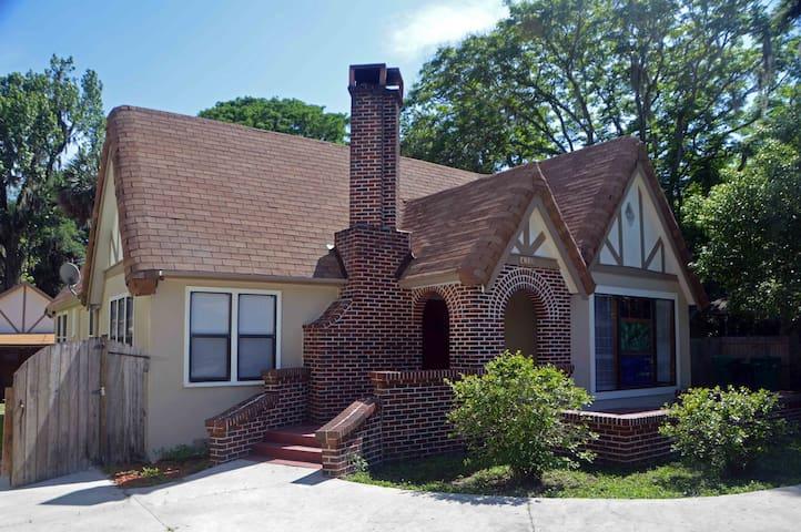 Charming 1927 Tudor Home