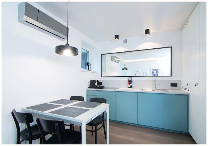 Apartament Batory Parter