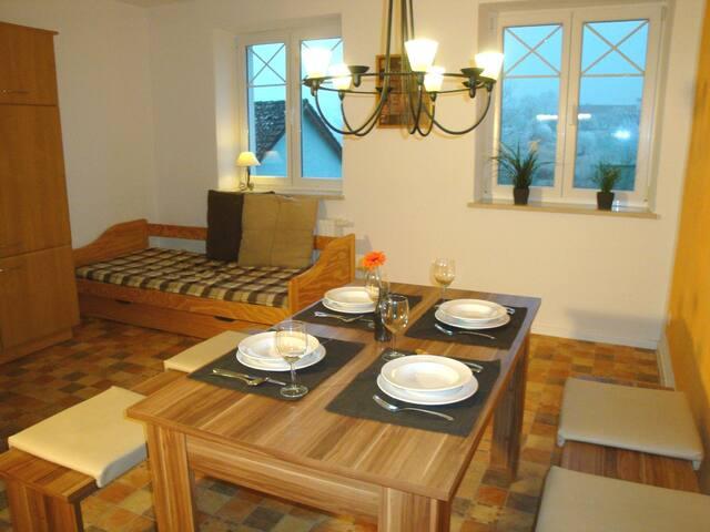 Wolnzach / Geisenfeld - Apartment für 1-5 Personen
