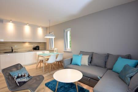 Apartament Pogorzelica 150m od plaży - Pogorzelica