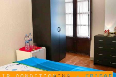 Habitación doble, PLAZA ESPAÑA, Centro, A.A+WIFI 3