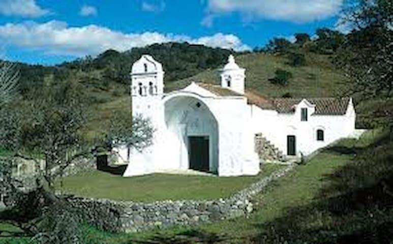 Iglesia de Candonga (patrimonio de la humanidad)