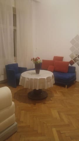 The room close to centre of Vienna