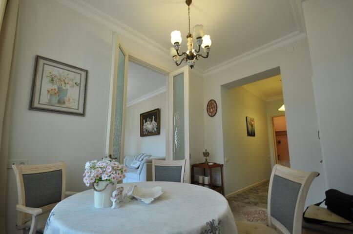Era square Batumi spacious apartment
