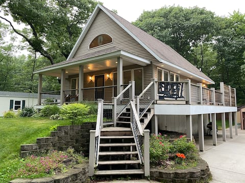 NEWLY LISTED Silver Lake Custom Cottage
