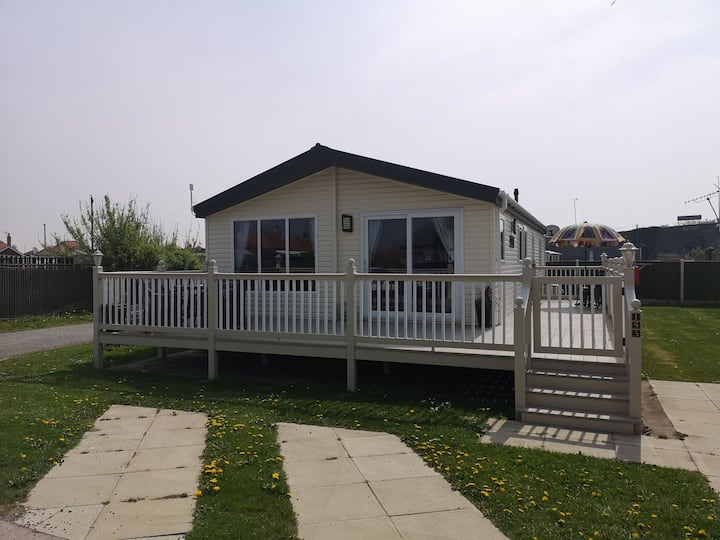 The Lodge at Golden Sands Holiday Park Rhyl