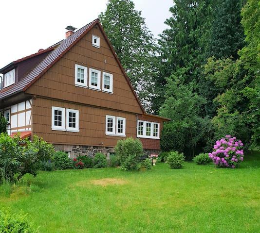 Schönes Ferienhaus im hohem Vogelsberg