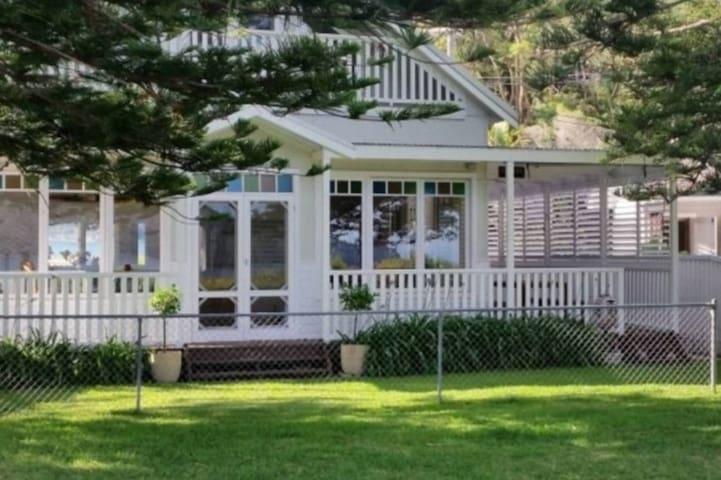 Absolute Beachfront - Patonga Foreshore - Patonga - House