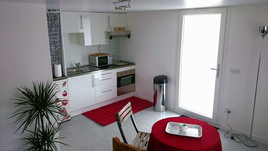 Logement entier proche Versailles Idéal WK ou VRP - Jouars-Pontchartrain - Apartment