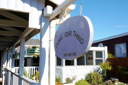 """""""Dune our thing"""" Beach House"""