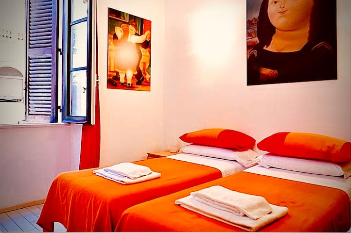 """""""YOUR ROME"""" Guest House near Vatican-Botero"""