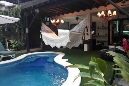 Villa Aqua Deluxe Los Cabos de Monterrico Ocean fr