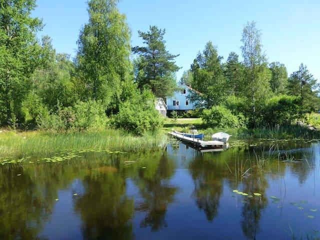 Holiday house in Lövåsen, Dalarna - Säter N - บ้าน
