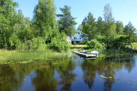 Holiday house in Lövåsen, Dalarna - Säter N