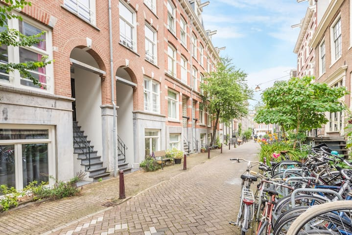 Modern apartment in centre of A'dam - Amsterdam - Apartament