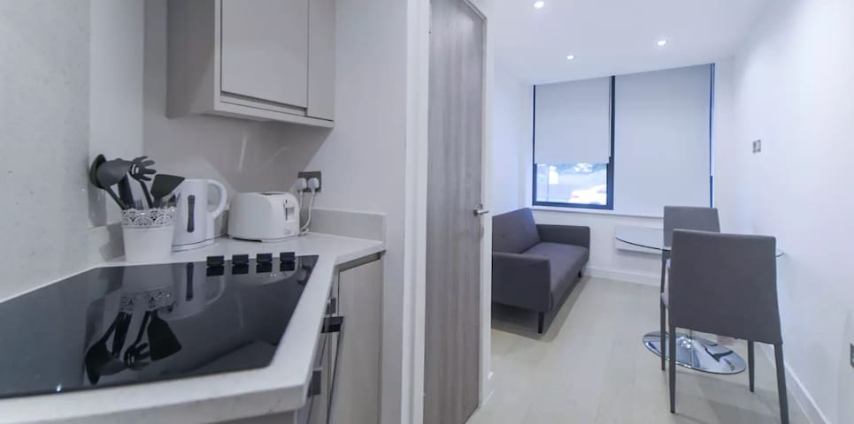 Relaxing 1 Bedroom Apartment In South Harrow