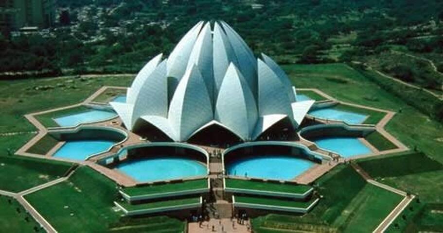 1 BHK rooftop/play ps4/South Delhi - Delhi