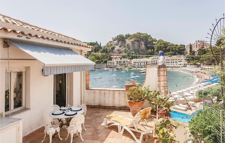 Holiday apartment with 2 bedrooms on 70m² in Taormina ME