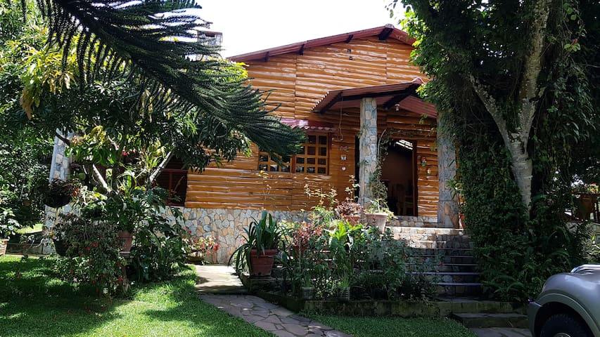 Tulapa Apaneca Preciosa Cabana En La Naturaleza Official Cabin In Tulapa El Salvador 3 Bedroom 2 Bathroom